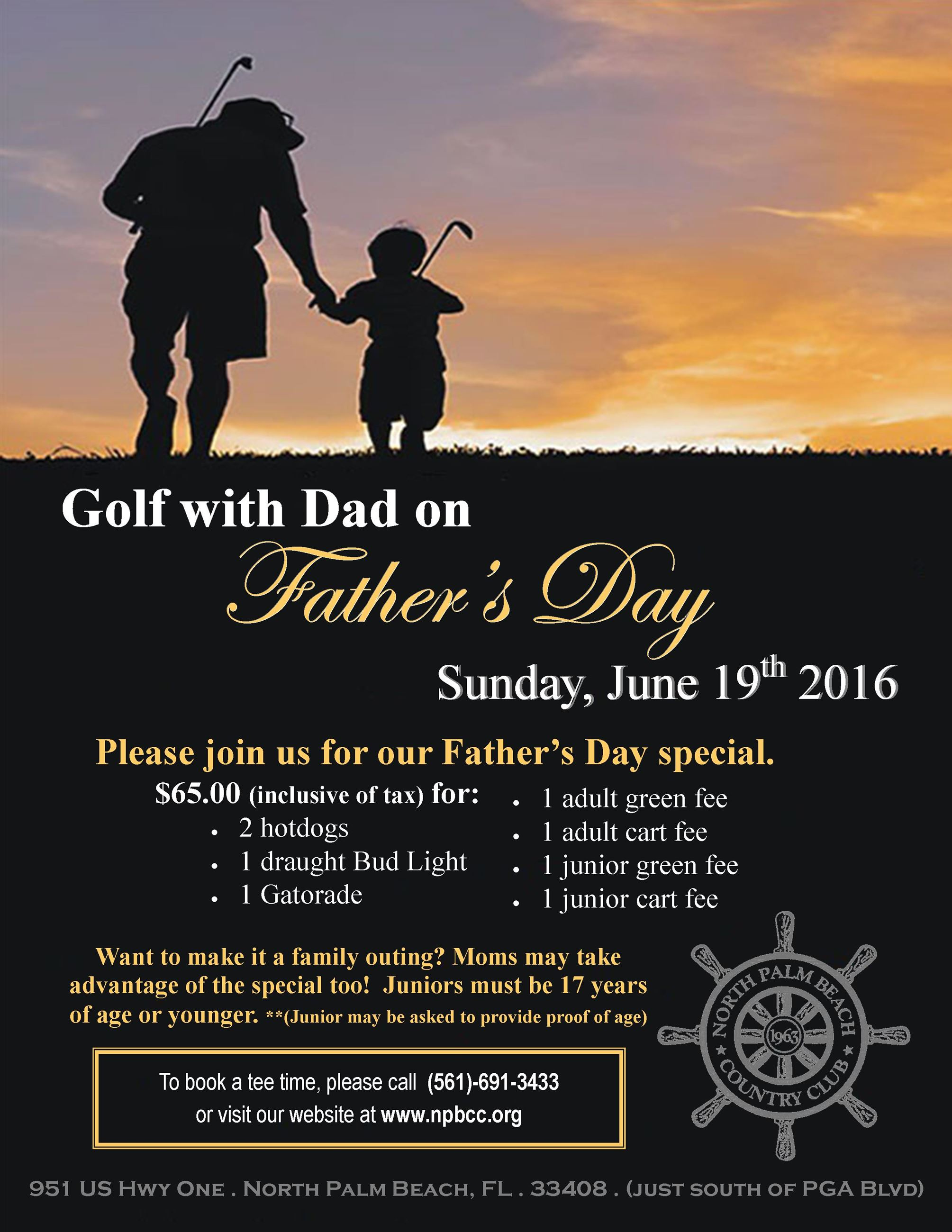 2016 Fathers Day