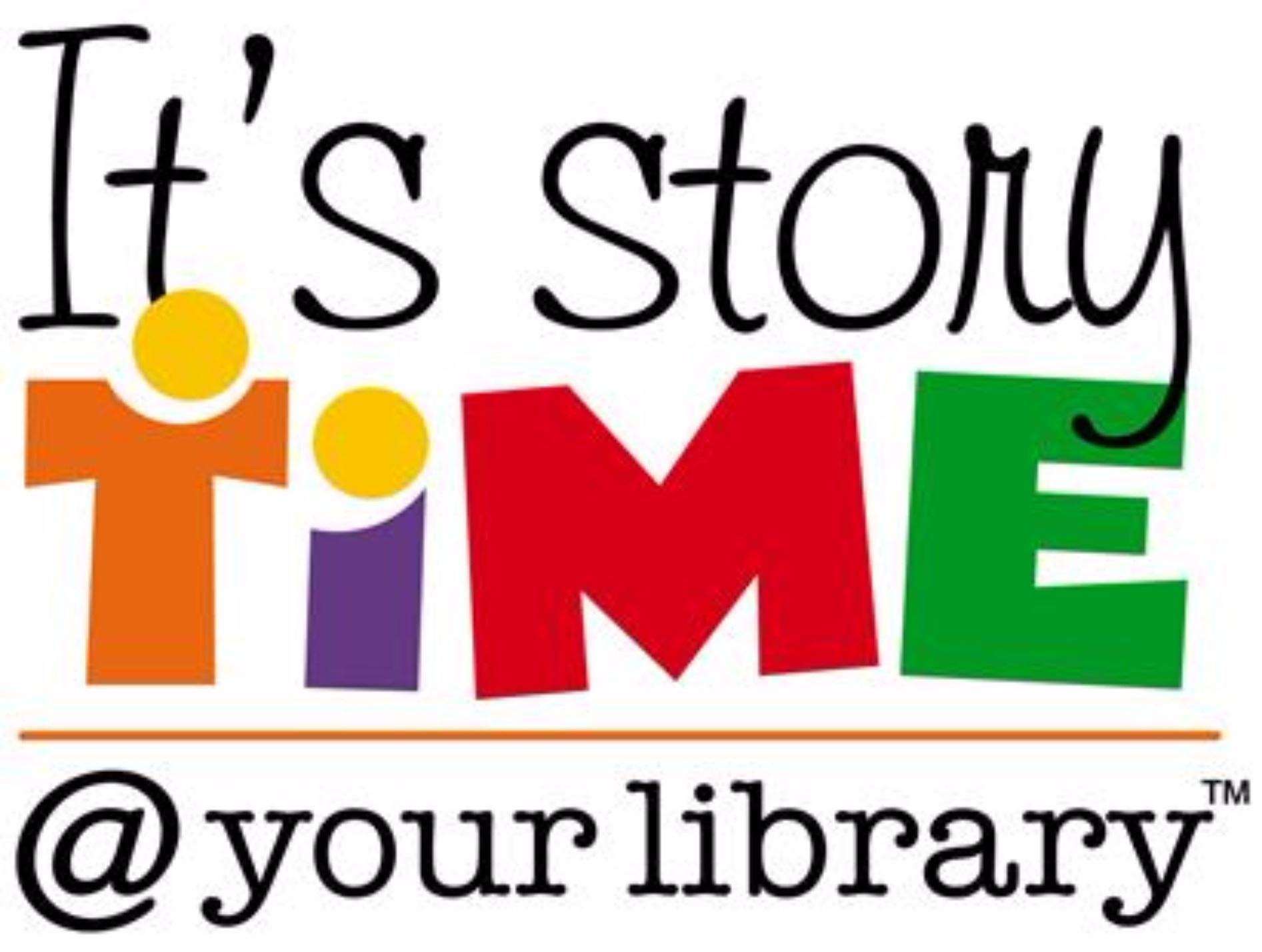 Story Time at your Library