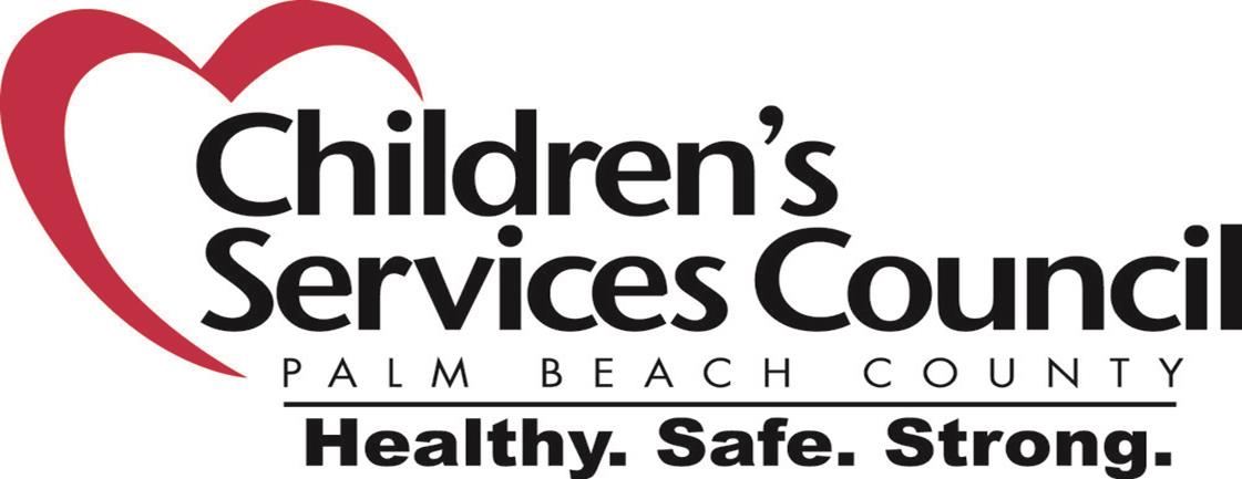 Children's Services Council of Palm Beach County  Opens in new window