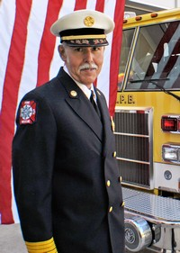 Fire Chief J.D. Armstrong