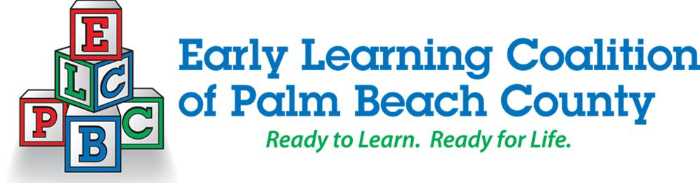 Early Learning Coalition of Palm Beach County Opens in new window
